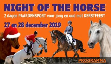 NIGHT OF THE HORSE 2019